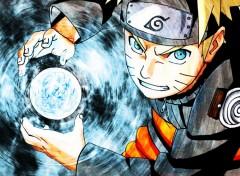 Fonds d'écran Manga Naruto Fury
