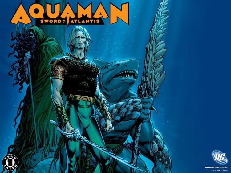 Fonds d'écran Comics et BDs Aquaman aquaman