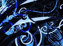Wallpapers Digital Art Bleu!!