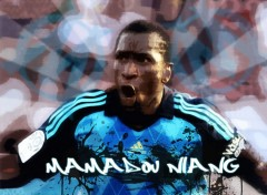 Wallpapers Sports - Leisures Mamadou Niang -Marseille-
