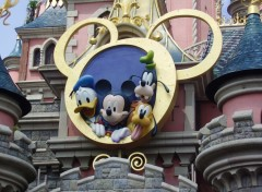 Wallpapers Constructions and architecture eurodisney Paris