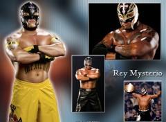 Fonds d'écran Sports - Loisirs Rey Mysterio