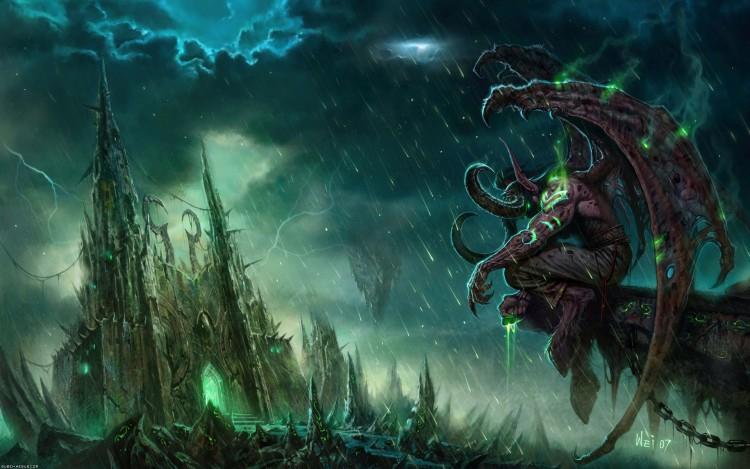 Fonds d'écran Jeux Vidéo World of Warcraft World of Warcraft