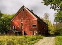 Fonds d'écran Nature Vermont Barn
