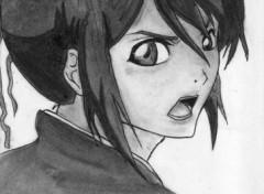 Wallpapers Art - Pencil Hinamori