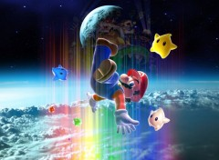Wallpapers Video Games Super Mario Galaxy