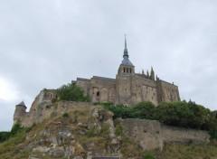 Fonds d'écran Voyages : Europe Le Mont Saint-Michel