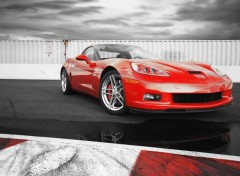 Fonds d'écran Voitures Chevrolet Corvette