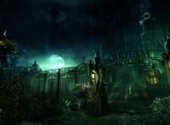 Fonds d'écran Jeux Vidéo Arkham Asylum