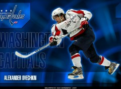Wallpapers Sports - Leisures Ovechkin