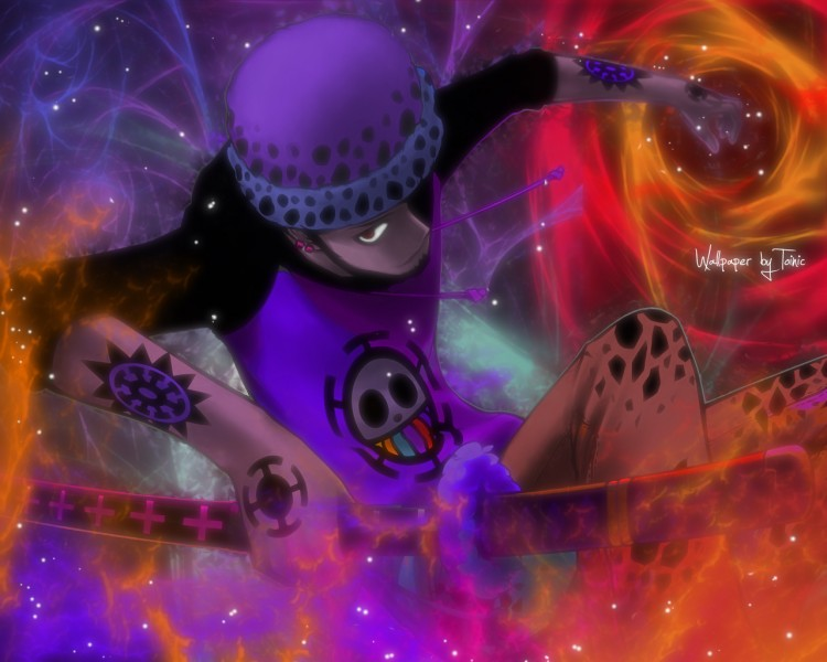 Wallpapers Manga One Piece Trafalgar Law