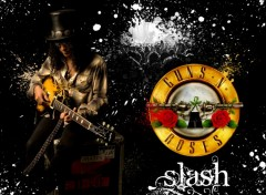 Wallpapers Music Slash (Guns N' Roses)