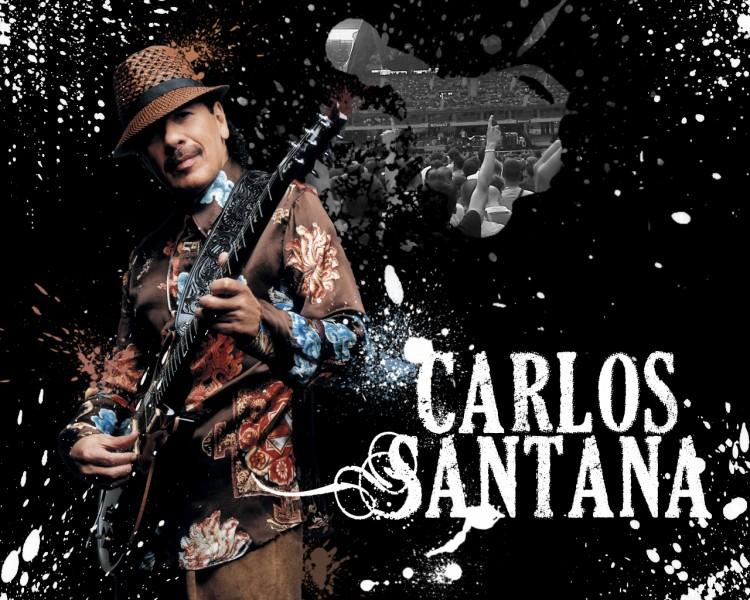 Fonds d'écran Musique Santana Carlos Santana