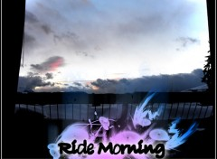 Fonds d'écran Art - Numérique Ride Morning