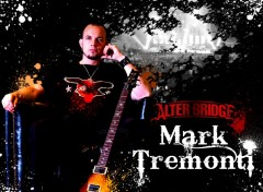 Fonds d'écran Musique Mark Tremonti (Alter Bridge)