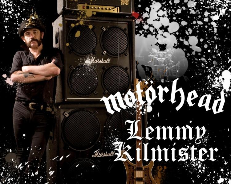 Fonds d'écran Musique Motorhead Lemmy Kilmister (Motörhead)