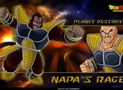 Wallpapers Manga Napa Rage