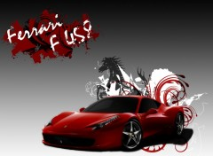 Wallpapers Cars Ferrari F 458