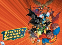 Wallpapers Comics jla