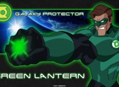 Wallpapers Comics Green Lantern Galaxy Protector