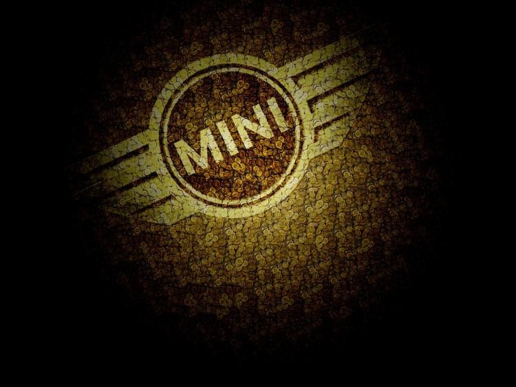 Fonds d'écran Voitures Mini Logo Mini