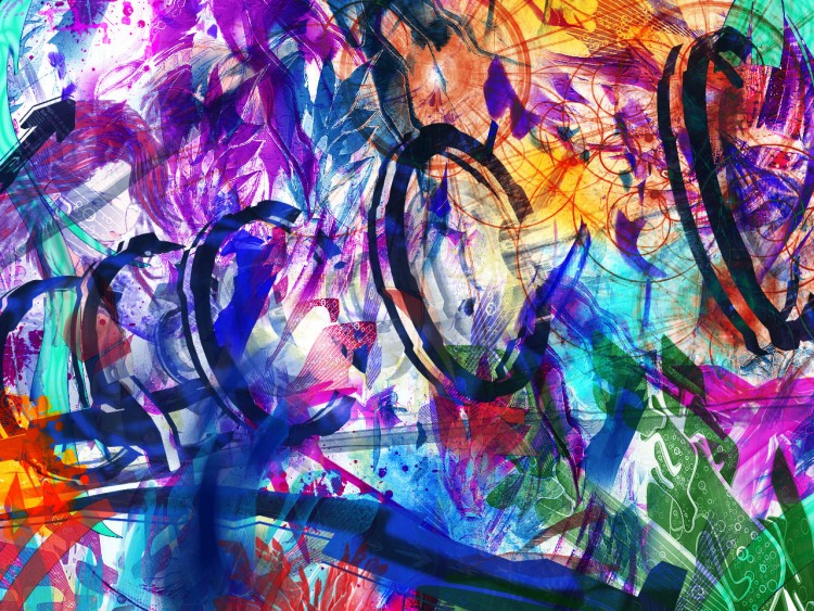 Wallpapers Digital Art Abstract no ideas