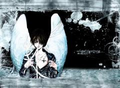 Wallpapers Manga ange déchu