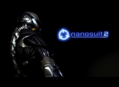 Wallpapers Video Games Nanosuit 2