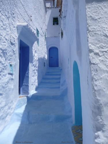 Fonds d'écran Voyages : Afrique Maroc Médina de Chefchaouen (Maroc)