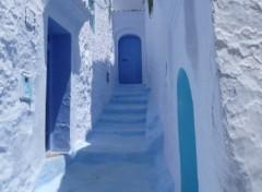Wallpapers Trips : Africa Médina de Chefchaouen (Maroc)