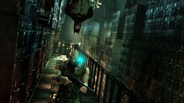 Wallpapers Video Games Wallpapers Batman Arkham Asylum
