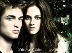 Fonds d'écran Célébrités Homme Robert Pattinson & Kristen Stewart