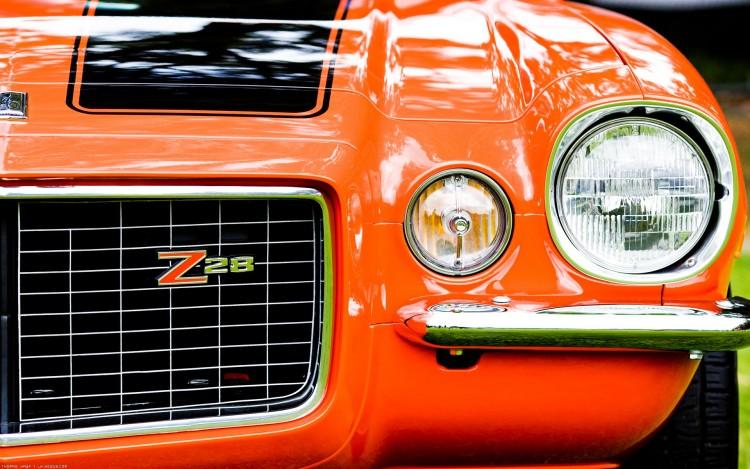 Fonds d'écran Voitures Chevrolet Chevrolet Camaro Z-28