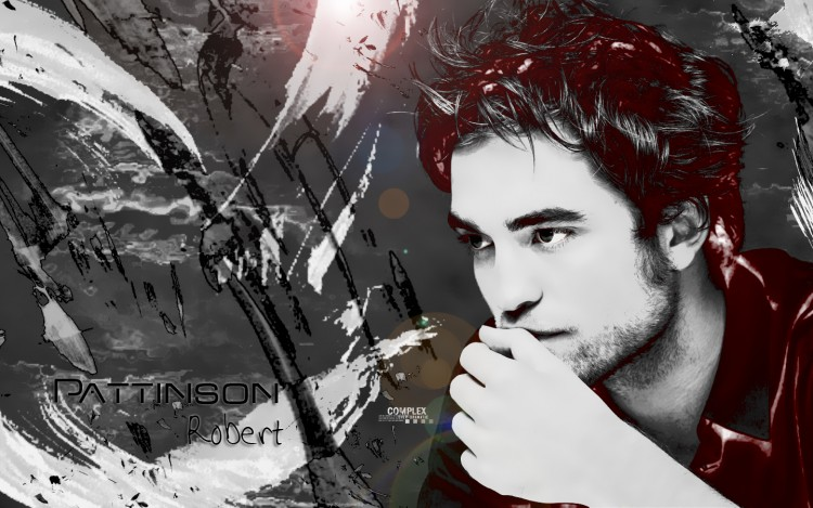 Fonds d'écran Célébrités Homme Robert Pattinson Robert Pattinson