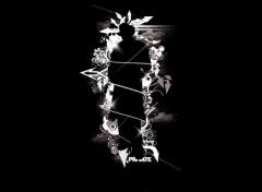 Fonds d'écran Art - Numérique black or white