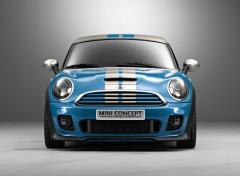 Fonds d'écran Voitures Mini-Coupe