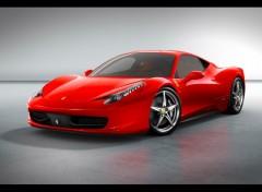 Fonds d'écran Voitures Ferrari-458-Italia