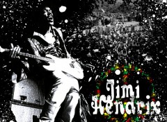 Wallpapers Music Jimi Hendrix