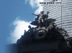 Wallpapers Trips : North America NYC - Grand Central Terminal