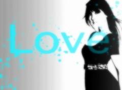 Fonds d'écran Art - Numérique LOVE