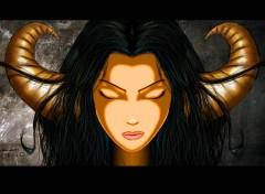 Fonds d'écran Art - Numérique demona