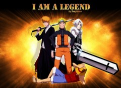 Fonds d'écran Manga I am a Legend!