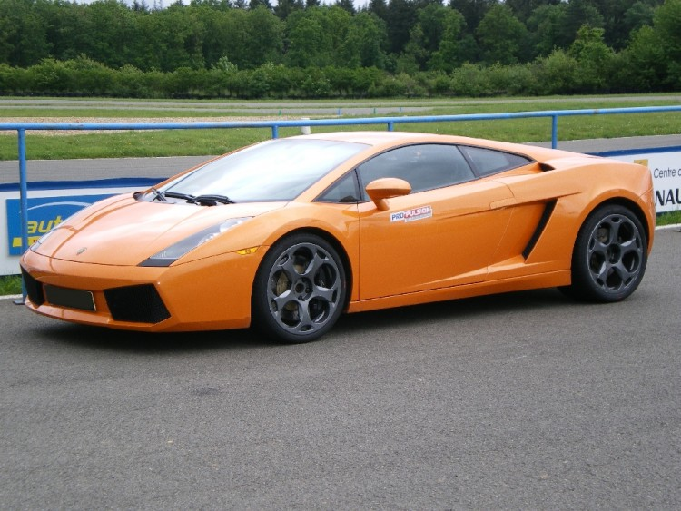 Fonds d'écran Voitures Lamborghini Lamborghini gallardo.