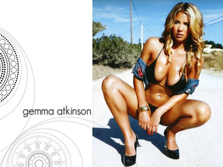 Wallpapers Celebrities Women Gemma Atkinson Gemma Atkinson