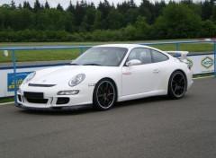 Fonds d'écran Voitures Porsche GT3 RS.