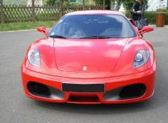 Fonds d'écran Voitures Ferrari F430.