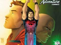 Fonds d'écran Comics et BDs superman