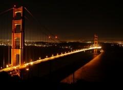 Fonds d'écran Constructions et architecture Golden Bridge