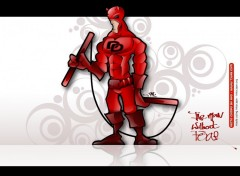 Wallpapers Comics DareDevil by Ayo #3