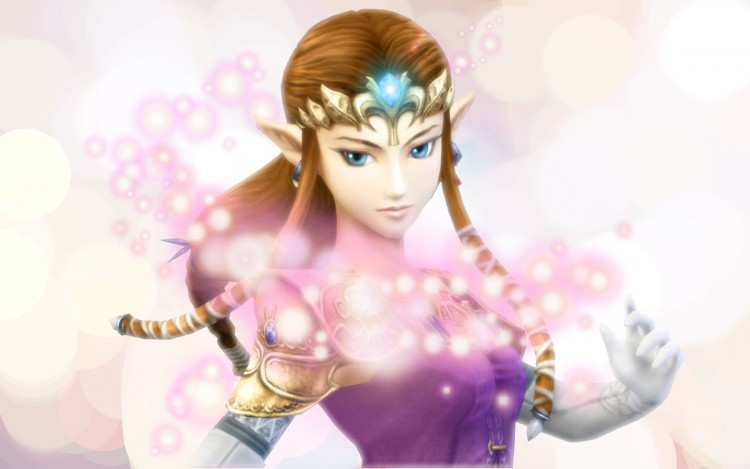 Wallpapers Video Games Zelda ゼルダ姫 Zelda Princess